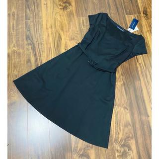 Ralph Lauren - ラルフローレン ラルフ 新品 ワンピース ドレス 正装 ブラック 未使用