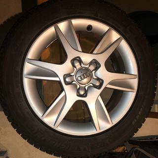 AUDI - アウディ A3 純正ホイール スタッドレスタイヤ