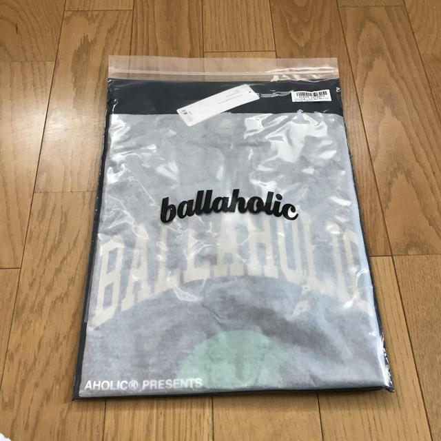 ballaholic Tシャツ  新品未使用  スポーツ/アウトドアのスポーツ/アウトドア その他(バスケットボール)の商品写真