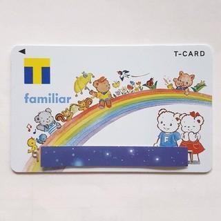 familiar - 【非売品】ファミリア Tポイントカード 無記名(*^^*)