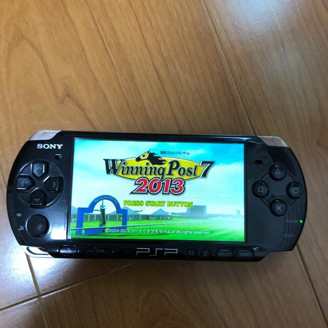 SONY(ソニー)のPSP 3000 本体 エンタメ/ホビーのゲームソフト/ゲーム機本体(携帯用ゲーム機本体)の商品写真