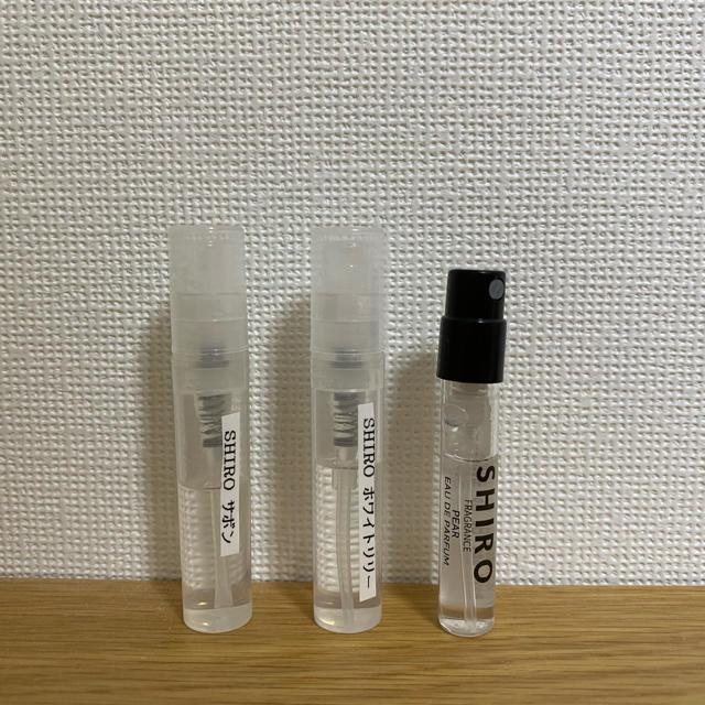 shiro(シロ)のshiro コロン/香水 セット コスメ/美容の香水(ユニセックス)の商品写真