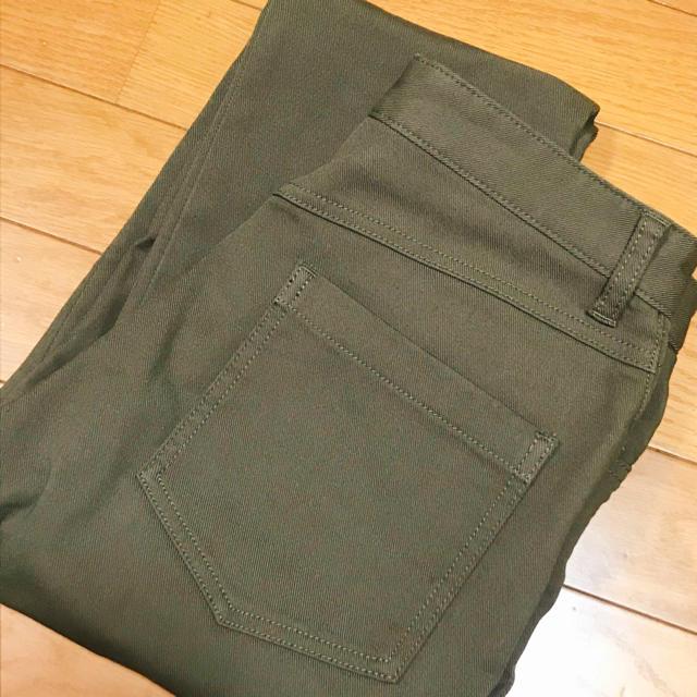 URBAN RESEARCH(アーバンリサーチ)の裏起毛 ストレッチ スキニー パンツ size38 アーバンリサーチ レディースのパンツ(スキニーパンツ)の商品写真