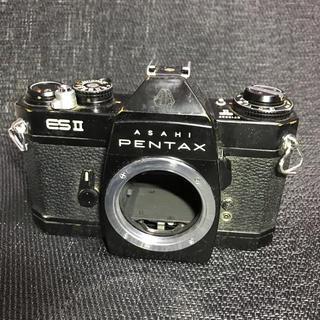 ペンタックス(PENTAX)のASAHI PENTAX ES II ジャンク(フィルムカメラ)