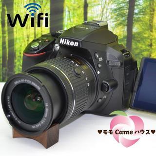 Nikon - ニコン D5300☆WiFi搭載♪大人気機種☆1206