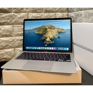 Apple - Macbook Air 13 Retina 2020 CTOシルバーメーカー保証