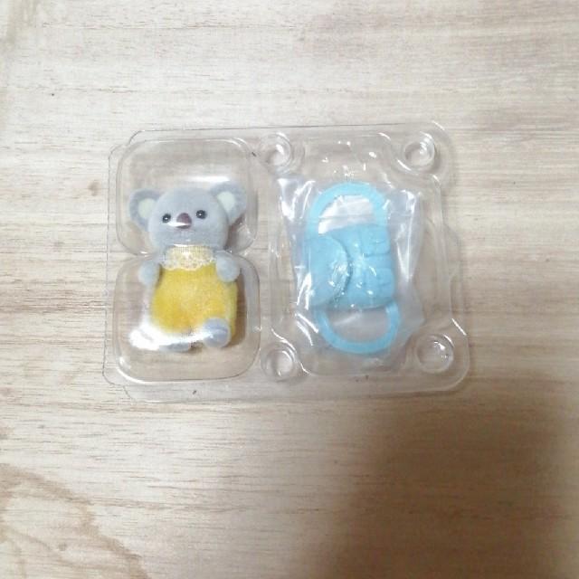 EPOCH(エポック)のシルバニアファミリー コアラ 赤ちゃん 探検隊 エンタメ/ホビーのおもちゃ/ぬいぐるみ(キャラクターグッズ)の商品写真