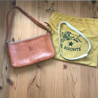 イルビゾンテ(IL BISONTE)のIL BISONTEバッグ(ハンドバッグ)