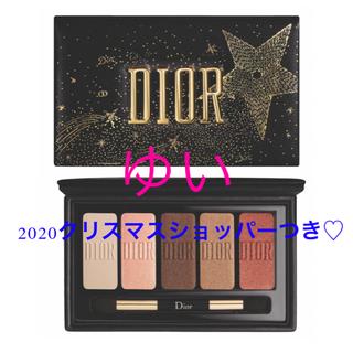 Dior - ディオールスパークリングクチュールアイパレット2020クリスマス限定アイシャドウ