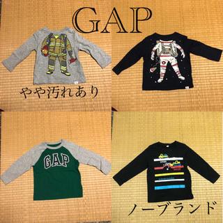 ギャップ(GAP)のまとめ売り 男の子80〜90(Tシャツ/カットソー)