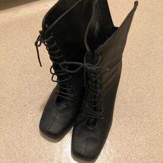 ミラオーウェン(Mila Owen)のミラオーウェン ブーツ(ブーツ)