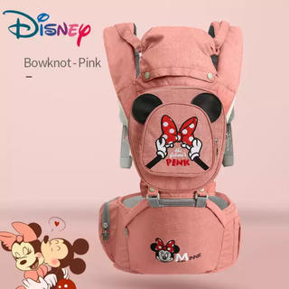 Disney - 新品 抱っこ紐 ディズニー ミニー ピンク