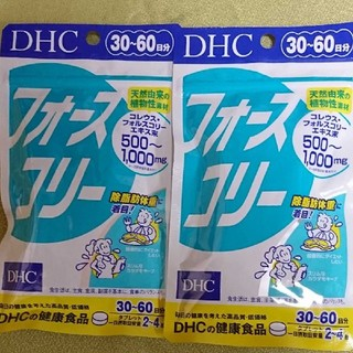 DHC - DHC フォースコリー30~60日分2袋