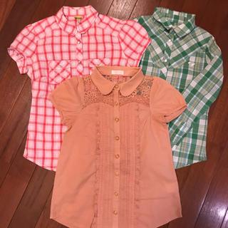 アディダス(adidas)のシャツ、ブラウス 3枚組(シャツ/ブラウス(長袖/七分))