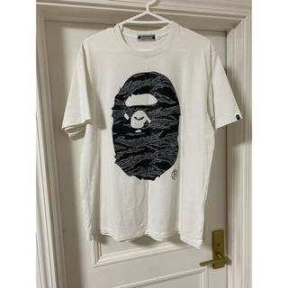 A BATHING APE - ア ベイシング エイプxアンディフィーテッド Tシャツ