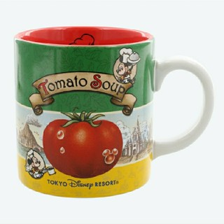 Disney - 東京ディズニーリゾート限定品 10月21日発売 マグカップ トマト