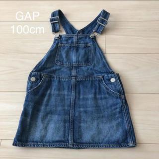 babyGAP - ベビーギャップ ジャンパースカート  100