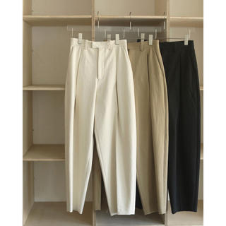 TODAYFUL - TODAYFUL Cotton Boxtuck Pants