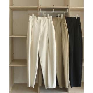 TODAYFUL - TODAYFUL Cotton Boxtuck Pants