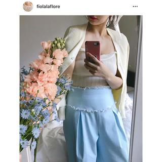 ベリーブレイン(Verybrain)のFiola la Flore girly rose フリルパンツ🌼(その他)