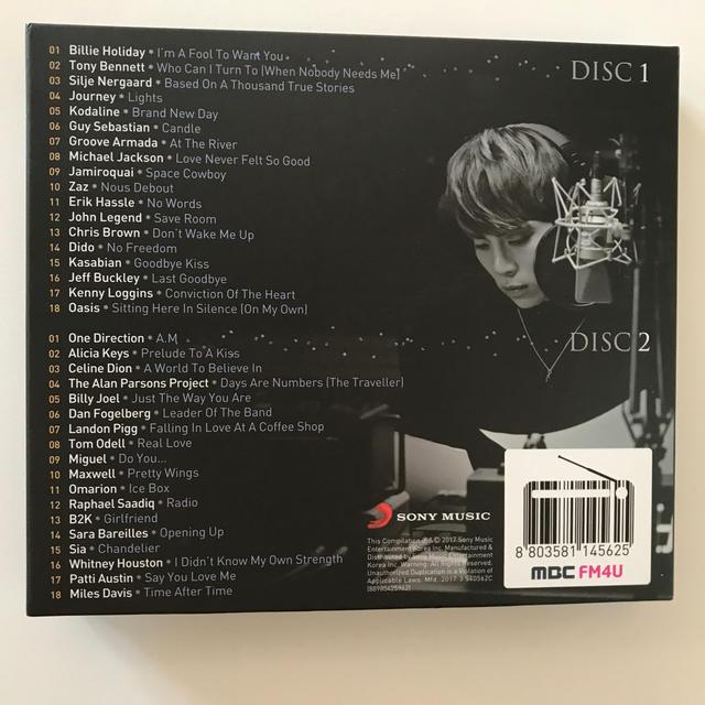 SHINee(シャイニー)のSHINee ジョンヒョン 青い夜  エンタメ/ホビーのCD(K-POP/アジア)の商品写真