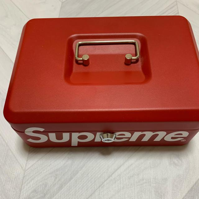 Supreme(シュプリーム)のsupreme ケース 缶ケース box メンズのファッション小物(その他)の商品写真