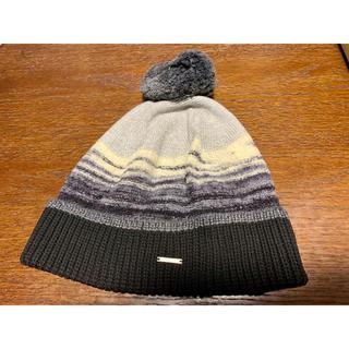ディーゼル(DIESEL)のdiesel ニット帽(ニット帽/ビーニー)