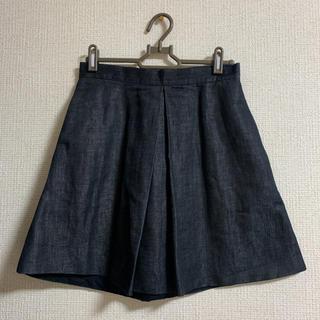 ギャップ(GAP)のスカート プリーツスカート ミニスカート ひざ丈スカート(ひざ丈スカート)