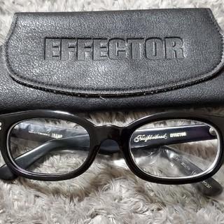 NEIGHBORHOOD - Neighborhood × effector  エフェクター TRAMP眼鏡