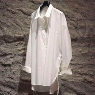 UNUSED - トワロニエ toironer loose shirt