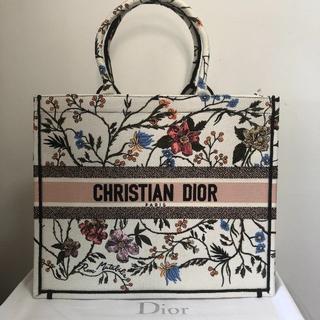 Christian Dior - 美品 ディオール ブックトート ローザムタビリス