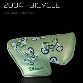 スコッティキャメロン(Scotty Cameron)の未開封 500個 スコッティキャメロン 2004パターカバー Bicycle  (その他)