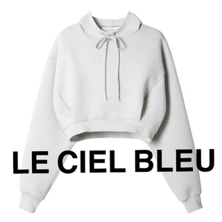 ルシェルブルー(LE CIEL BLEU)のルシェルブルー パーカー(パーカー)
