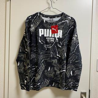 PUMA - 新品❤️プーマ 裏起毛160 定価3850円