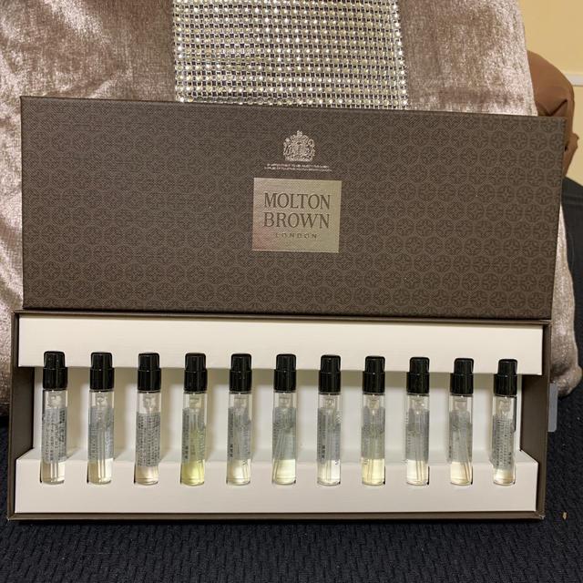 MOLTON BROWN(モルトンブラウン)のモルトンブラウン フレグランスディスカバリーコレクション コスメ/美容の香水(ユニセックス)の商品写真