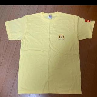 マクドナルドTシャツ  M