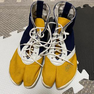 SOU・SOU - SOU・SOU ルコックコラボ足袋スニーカー