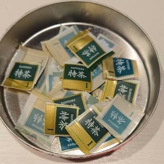 サントリー(サントリー)の特茶ポイント30点分。(茶)