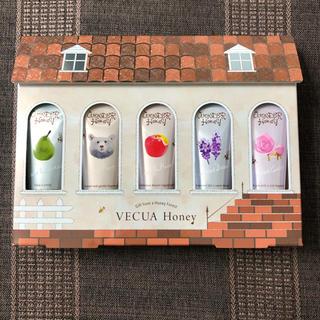 VECUA - ワンダーハニー 蜜蜂の森のハンドクリームギフト  20g×5個入