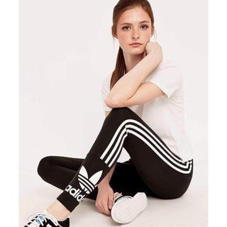 adidas - adidas レギンス Sサイズ