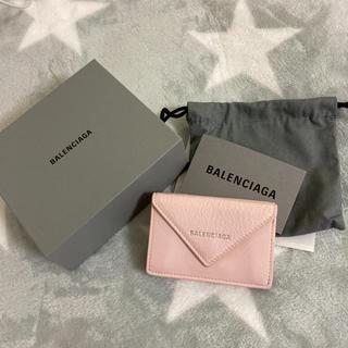 Balenciaga - バレンシアガ ペーパーミニウォレット ミニ財布
