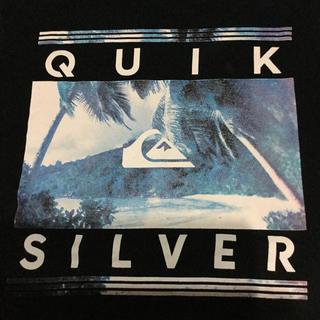クイックシルバー(QUIKSILVER)のQUIK   SILVER   サーフ Tシャツ (B)(Tシャツ/カットソー(半袖/袖なし))