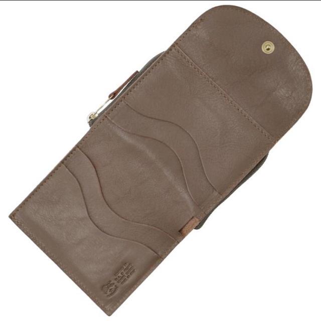 IL BISONTE(イルビゾンテ)のイルビゾンテ 財布 ミニ財布 コインケース レディースのファッション小物(財布)の商品写真