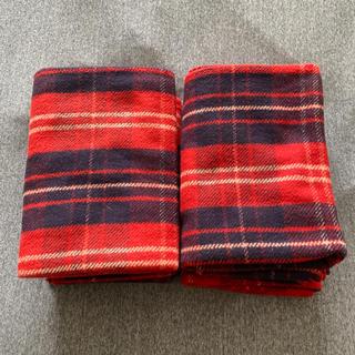 ムジルシリョウヒン(MUJI (無印良品))の 無印良品 綿フランネル ひざ掛け 1枚(毛布)