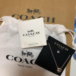 COACH - COACH ネックレス