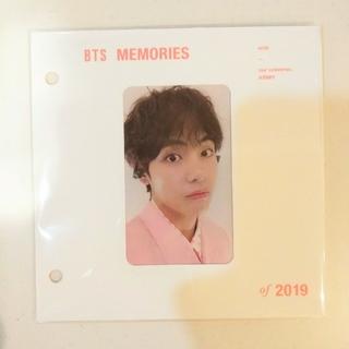 防弾少年団(BTS) - BTS トレカ memories of 2019 Blu-ray テヒョン テテ