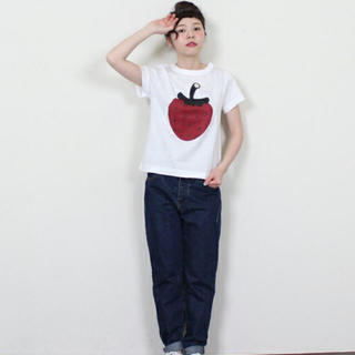 chambre de charme - プープレ5周年記念いちごTシャツ