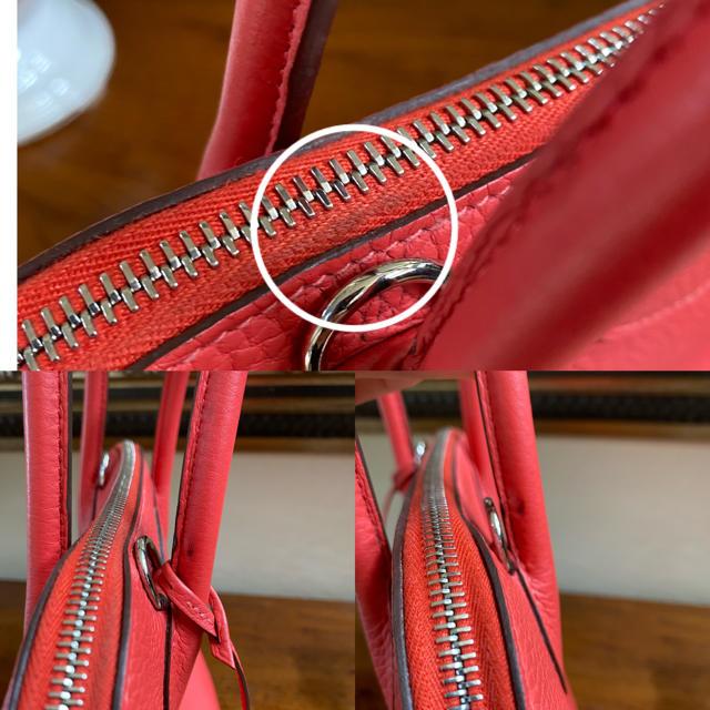 Hermes(エルメス)のご専用・ルージュピボワンヌ・ボリード31 レディースのバッグ(ショルダーバッグ)の商品写真