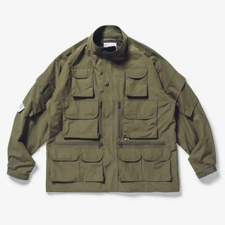 W)taps - Wtaps modular  jacket 20fw