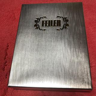 フェイラー(FEILER)のFEILERフェイラーハンカチ二枚セット(ハンカチ)